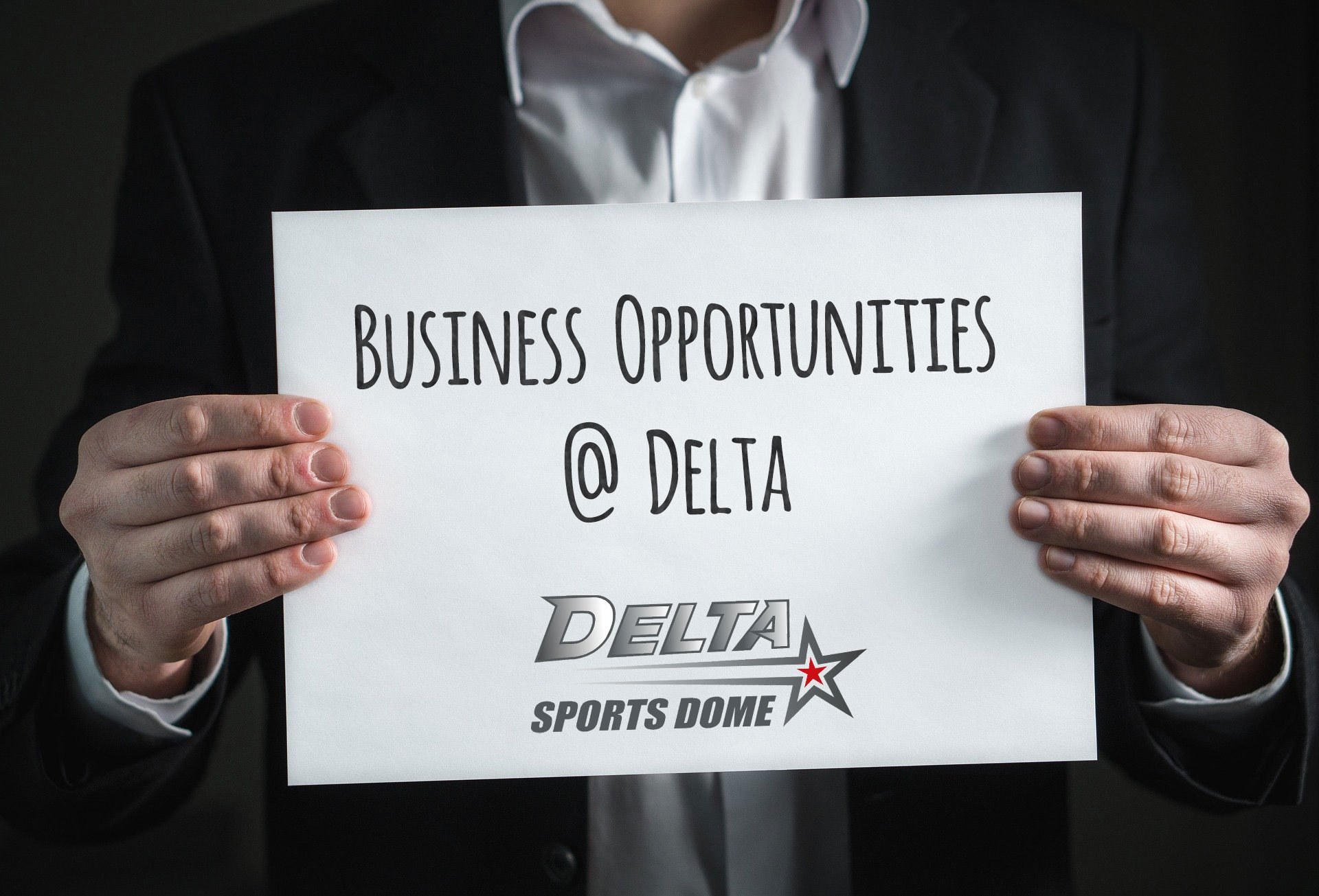 Business Opportunities @ Delta