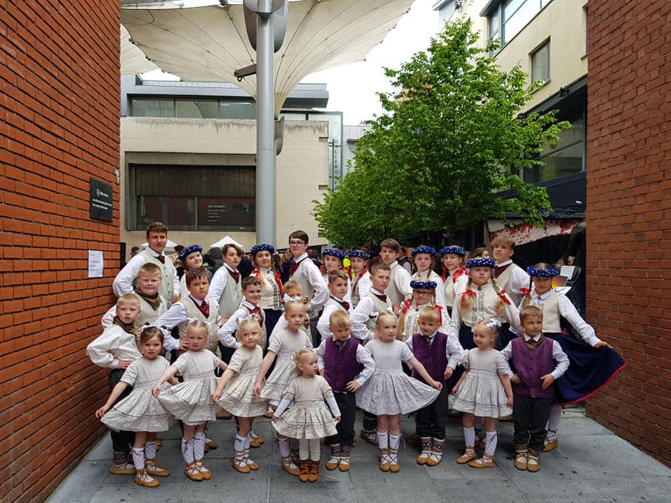 Latvian Dance